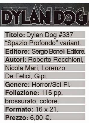 sergio bonelli editore dylan dog 337 variant dati info roberto recchioni nicola mari