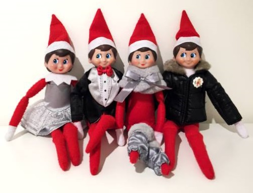 Chapters Indigo Elf on a Shelf Giveaway