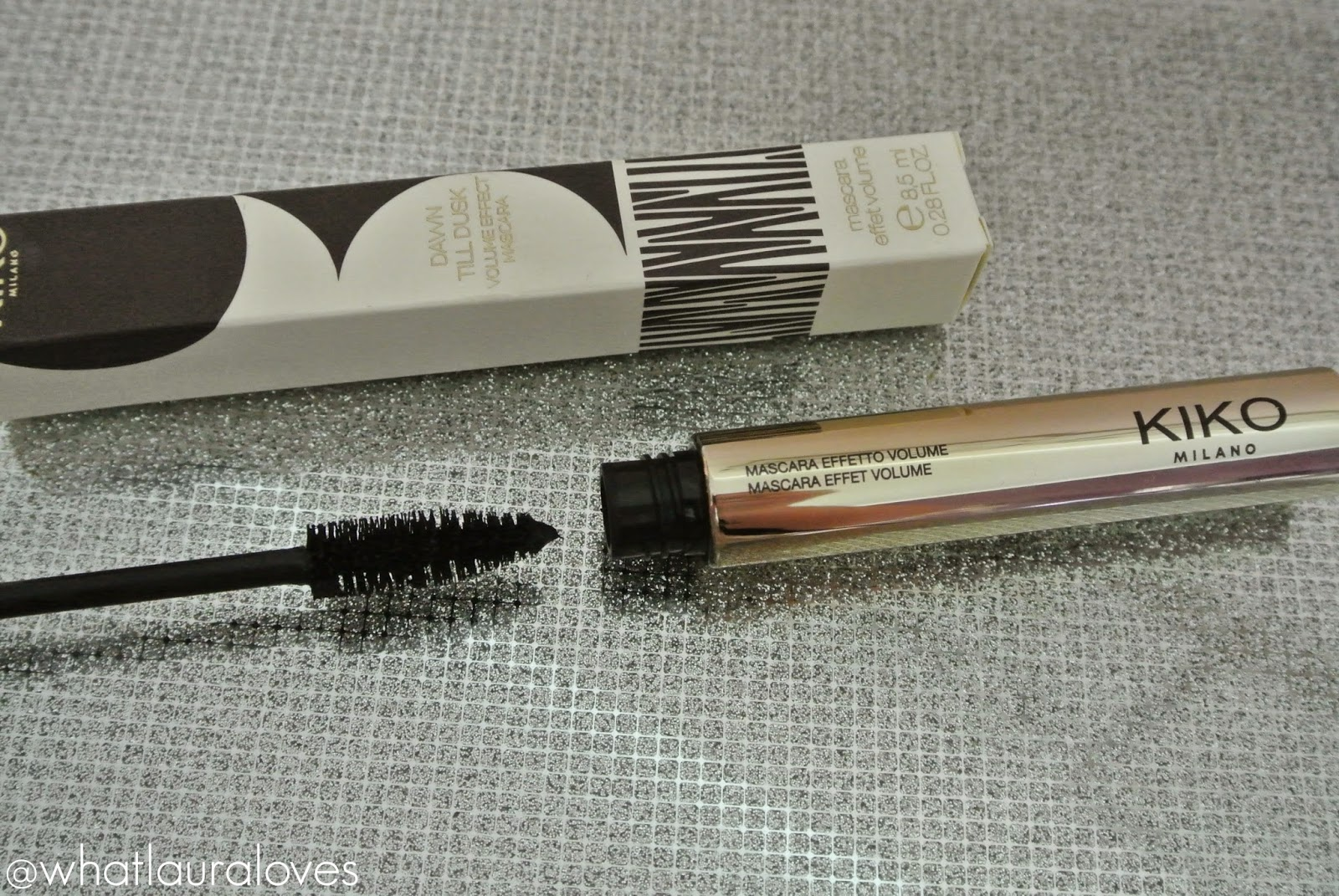 Kiko Dawn To Dusk Volume Effect Mascara