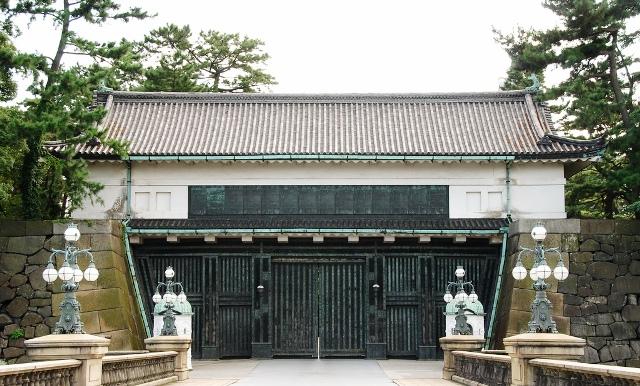 Tempat Wisata Terbaik di Jepang - Tokyo Imperial Palace