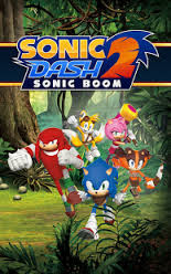 Download Sonic Dash 2 Sonic Boom v0.1.2 Apk