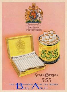 555 tobacco brand