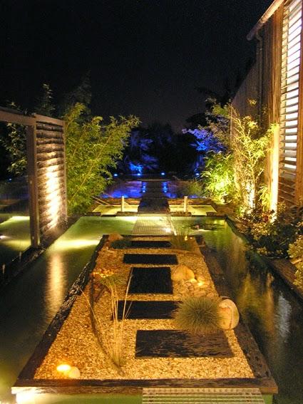 Eclairage de jardin  paysagiste val d'oise, création ...