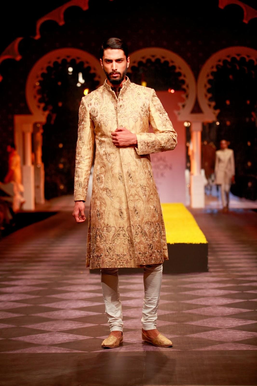 Indian ethnic designer fashion men women by raghavendra - Homme le plus beau du monde ...
