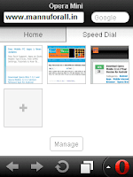 download Opera Mini 7 Final Released for J2ME (Java phones), BlackBerry and Symbian S60v3 v5 S3