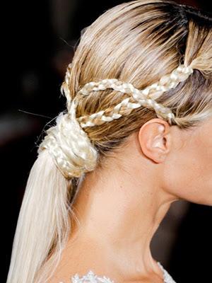 trenzas peinados 2014