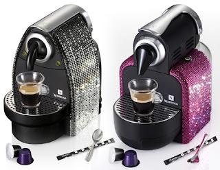 Encomenda de café nespresso