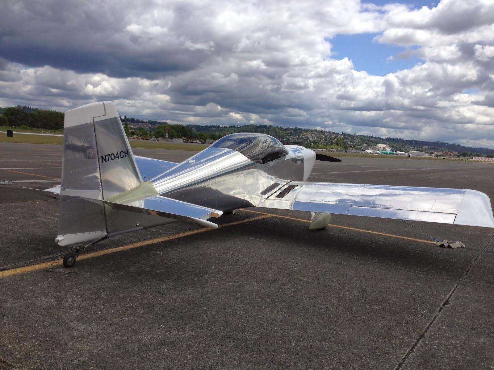 Van's Airframe RV-7