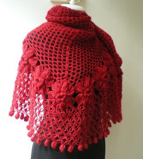 Rectangle Shawl pattern - General Crochet Help - Crochetville