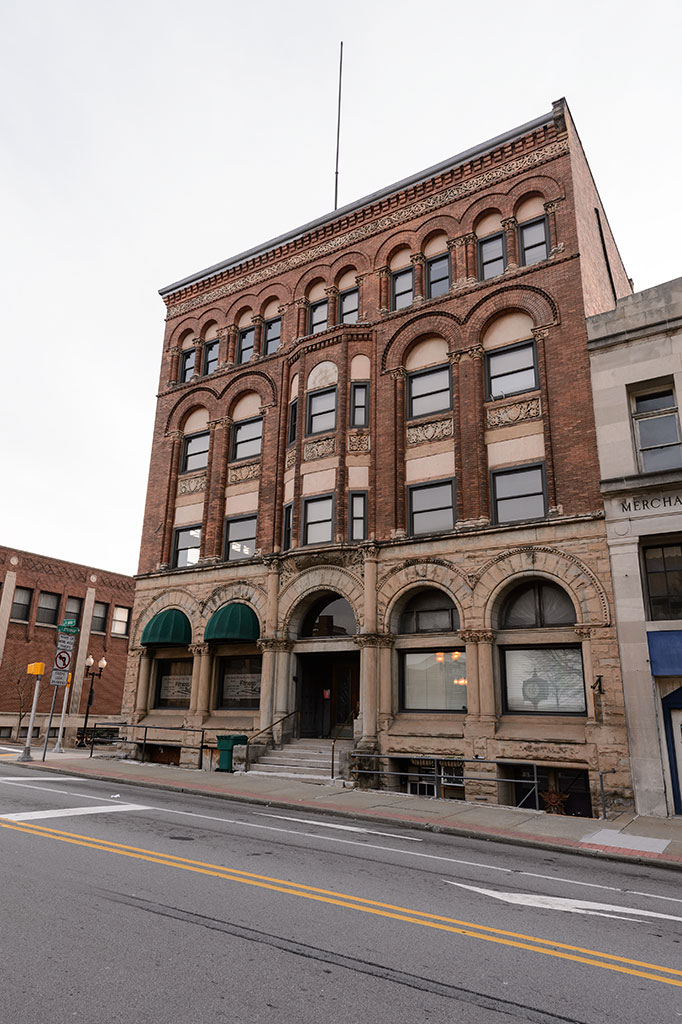 Bank and Trust Building in Greensburg, PA