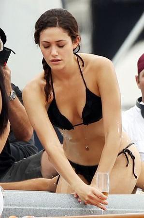 Emmy Rossum 2011 Bikini Body Free Ideas Haircuts