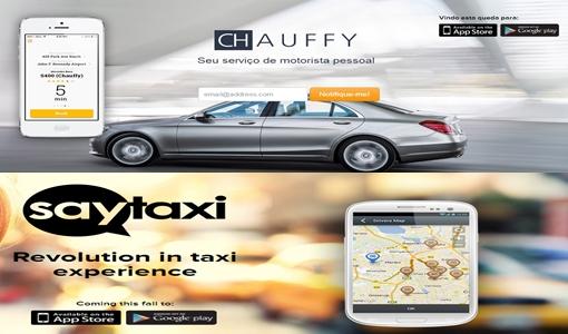 TaxiStartup - Aplicativos de taxi