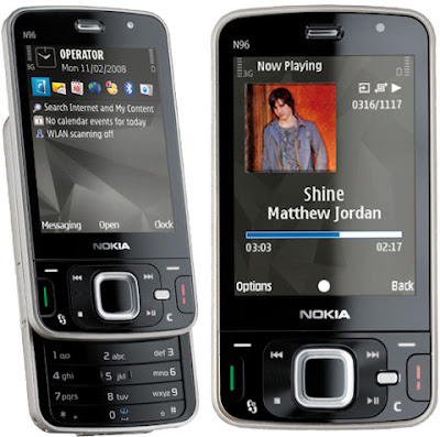 Nokia N96 Mobile Phone
