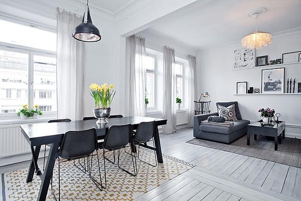 Blog wn trzarski design nowoczesne projekty wn trz jak for 80m2 apartment design