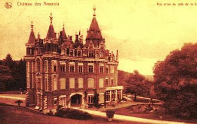Mother Castle of Darkness Illuminati