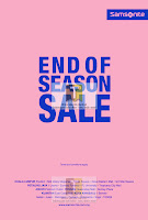 Samsonite End of Season Sale 2012