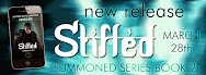 Stifled Release Day Giveaway