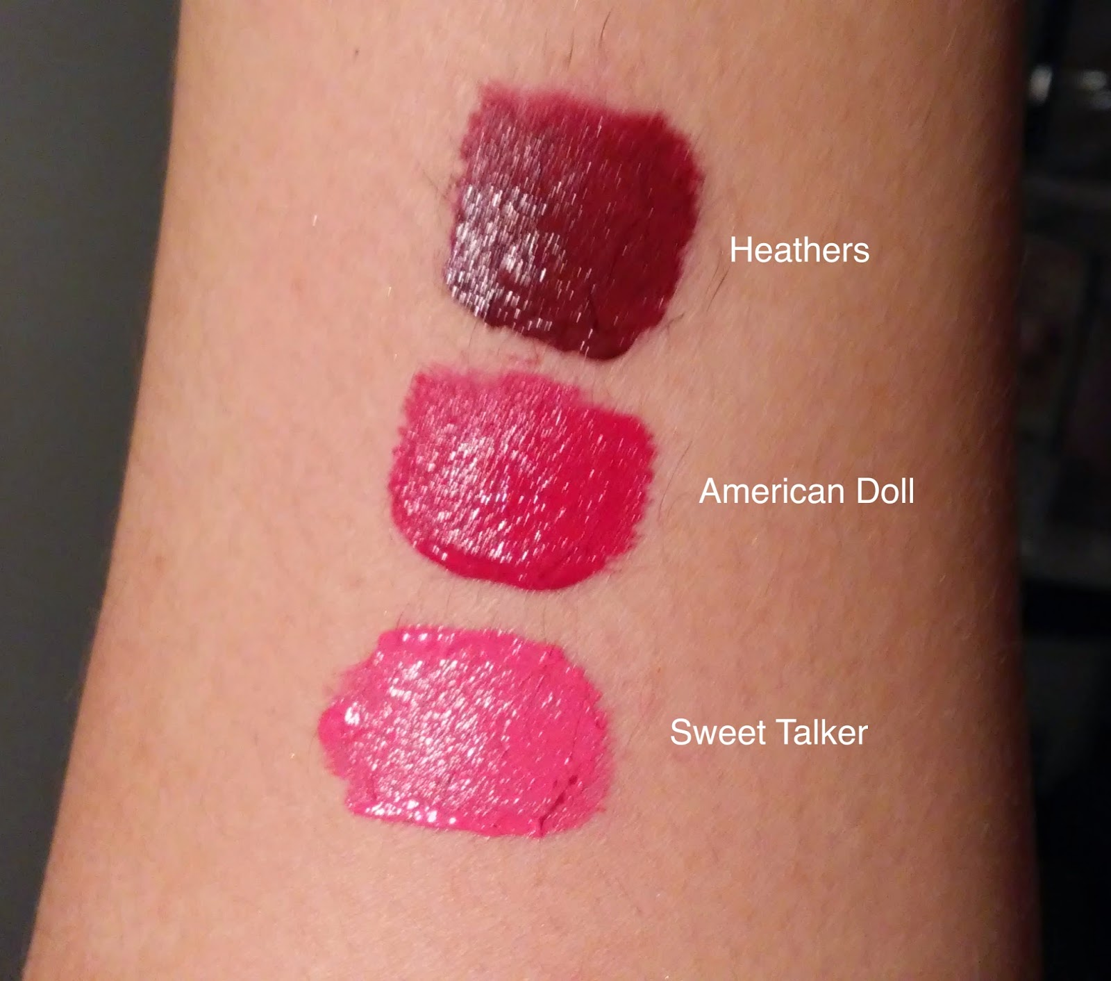 Bien connu Lauren Eats Lipsticks: Battle of the Liquid Lipsticks!! Anastasia  BO72