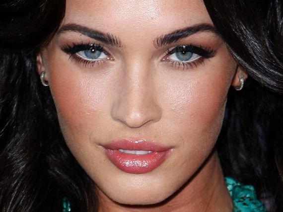 Most Beautiful Celebrity Eyes