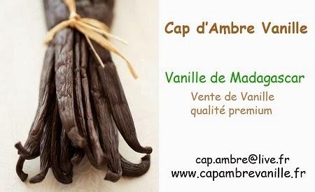 Cap d' Ambre Vanille