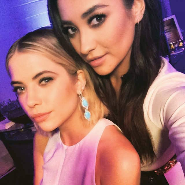 Buttahbenzo (Ashley Benson and Shay Mitchell)