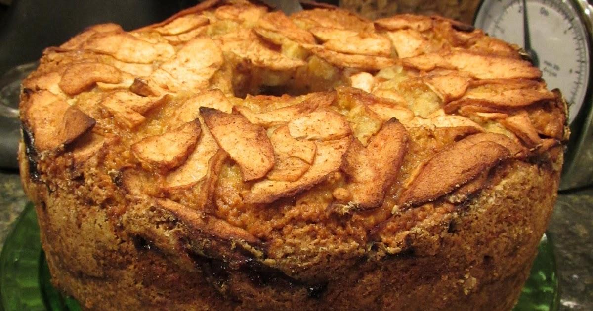 Gluten Free Jewish Apple Cake