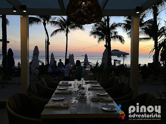 Sunset in Boracay Best Buffet Restaurants in Boracay