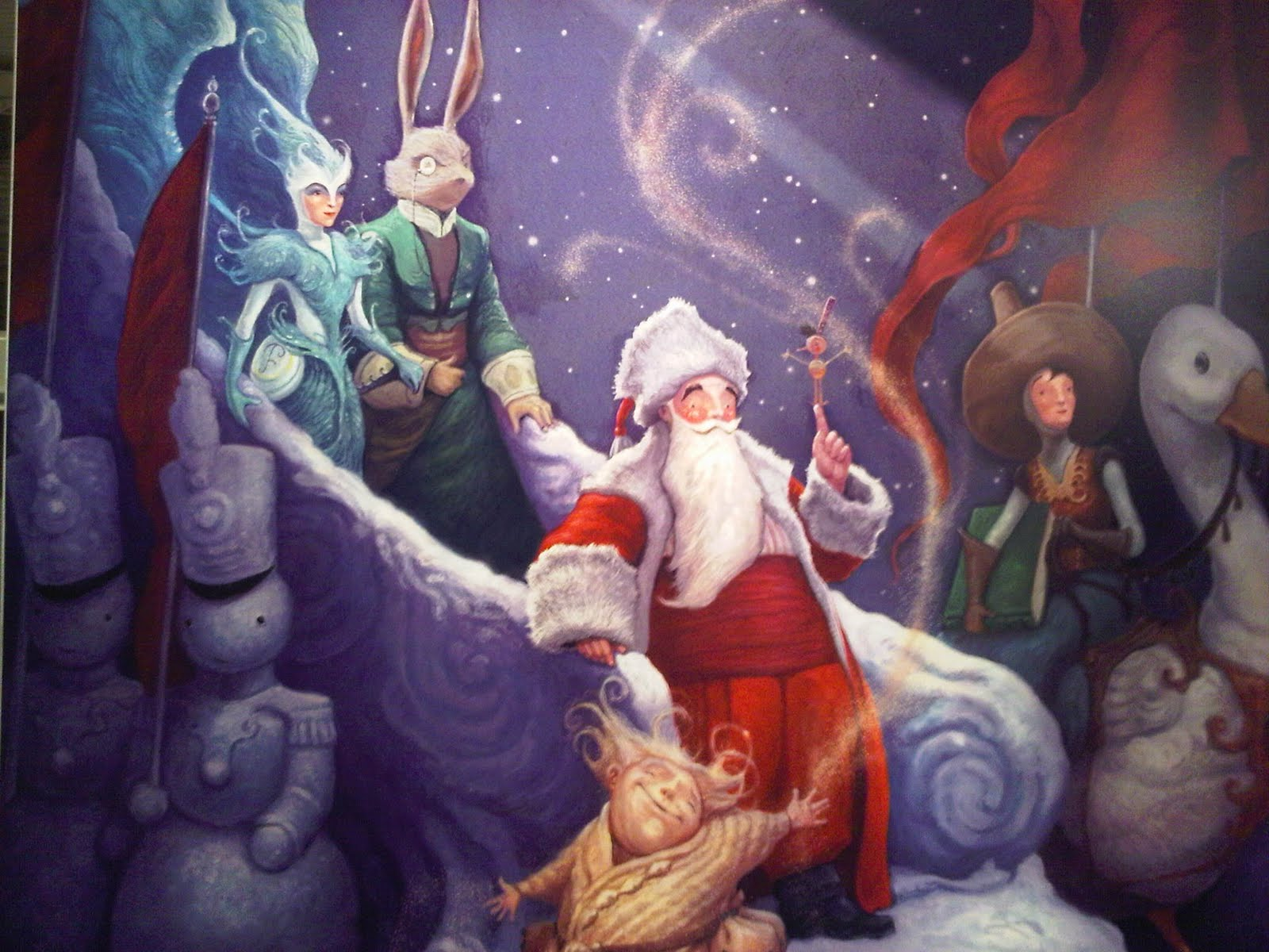 The jade sphinx the man in the moon by william joyce