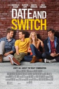 Download Film  Date and Switch (2014) WEB-DL 600MB Subtitle Indonesia