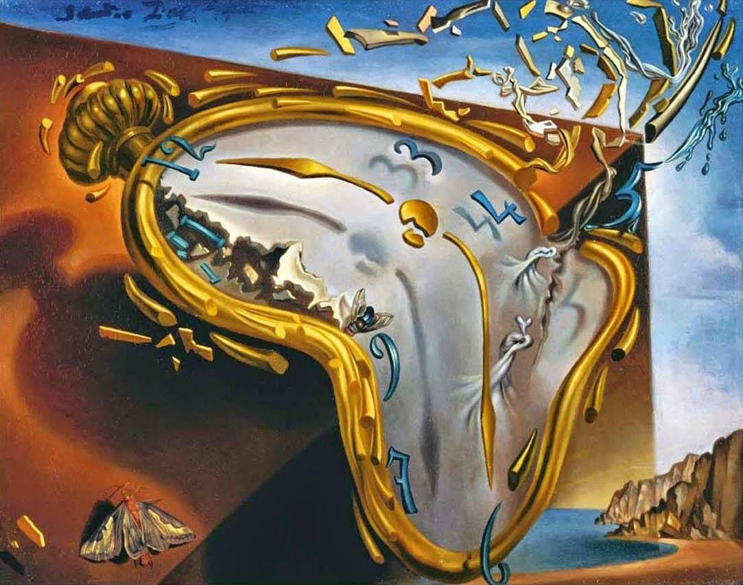 Dali-the-melting-watch