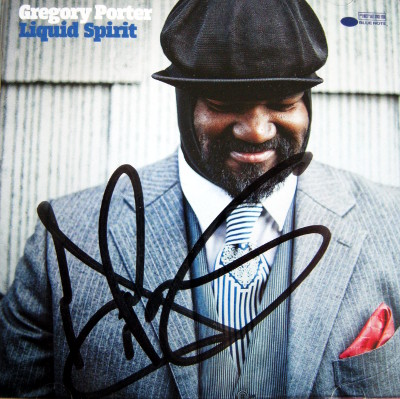 Living in rome gregory porter s liquid spirit in rome - Gregory porter liquid spirit album download ...