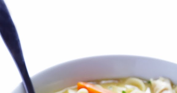 Creamy Chicken Soup is the BEST chicken soup recipe you will EVER taste! The Best Chicken Soup recipe is my Mom Susie's recipe. I know, we all think our moms have the BEST soup recipes, but this one really is unbelievably good. This Creamy Chicken Soup is just so flavorful and well, creamy. I.