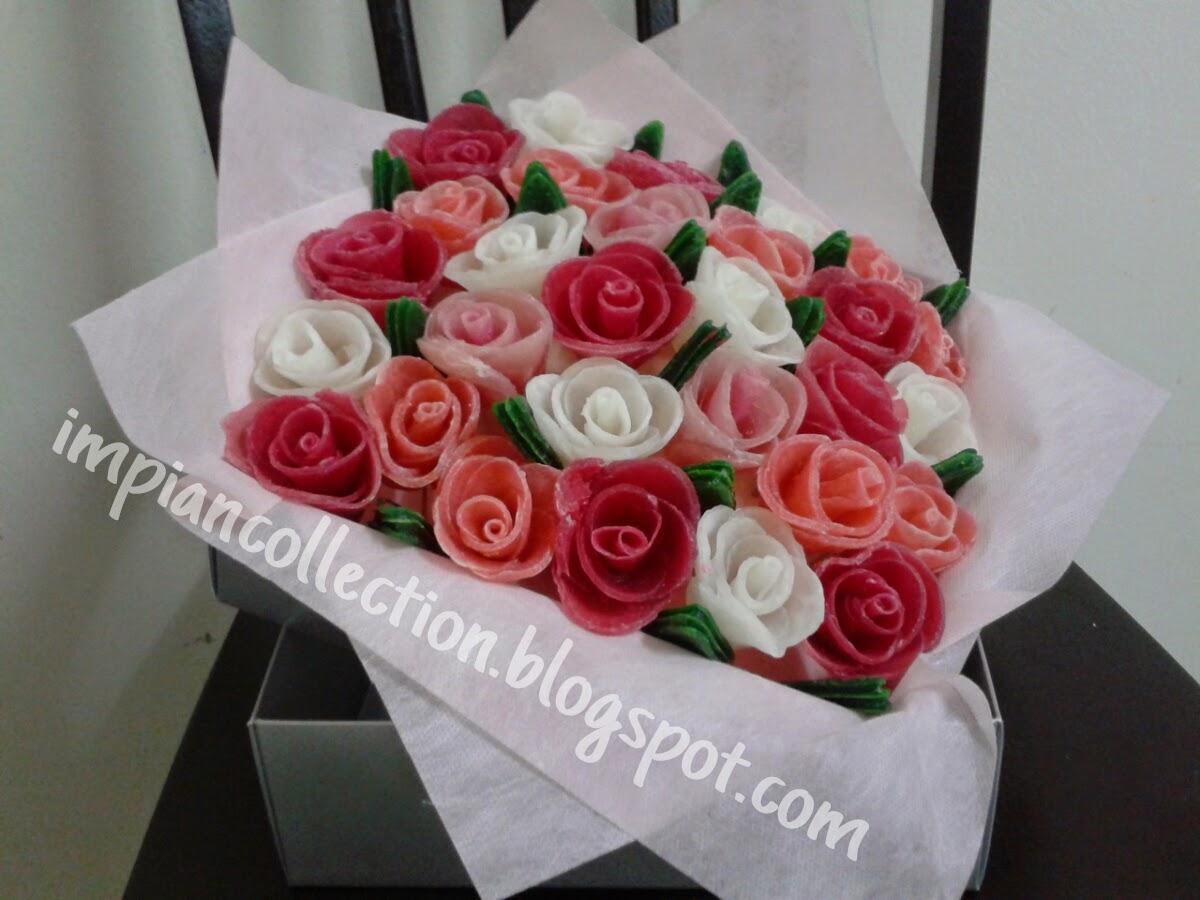 GUBAHAN AGAR2 ROSE (BOX) ~ RM120/Box