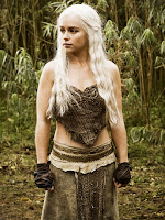 Game of Thrones Daenerys Targaryen sexy