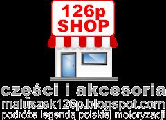 Mini sklepik z częściami: