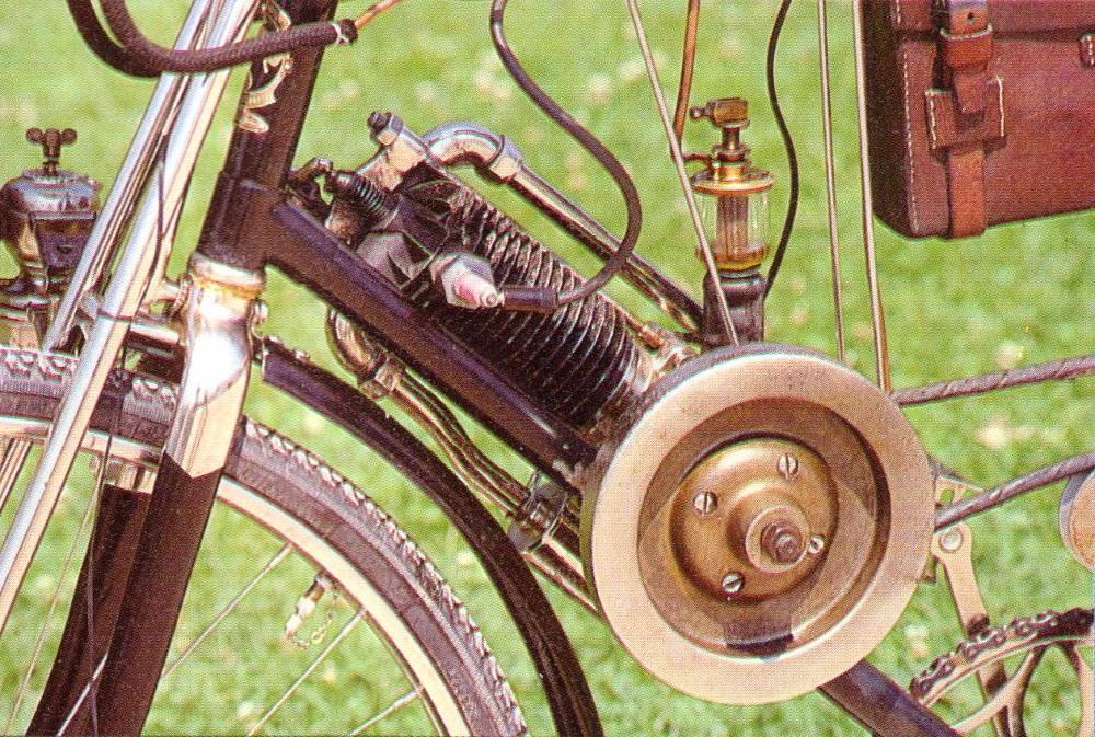 motobici clement