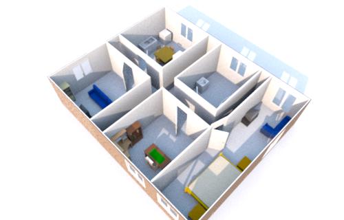 32 dise o de interiores con sweethome 3d miguelina for Diseno de interiores 3d 7 0