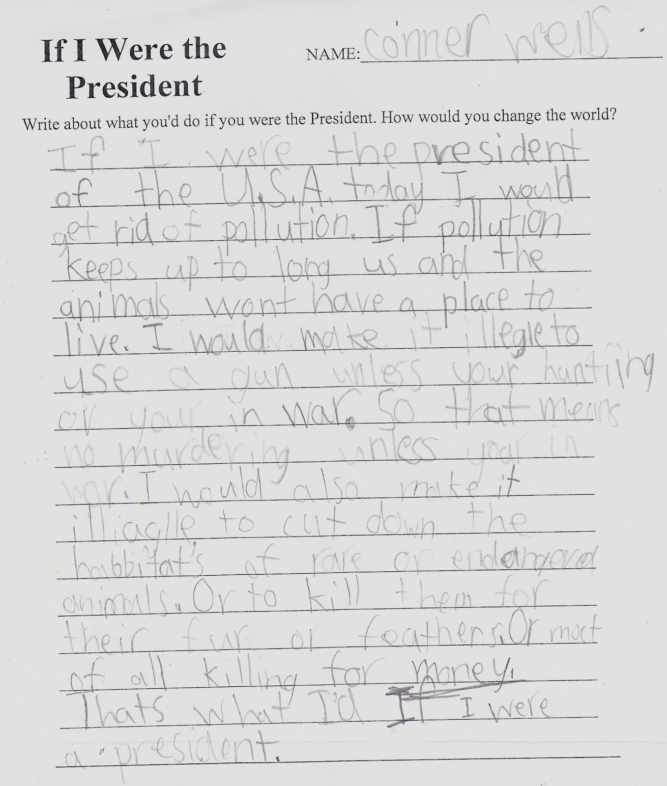 if i were the president essay if i were a president essay gxart if i were a president essay gxart orgpresident conner jpgthe wellsbrothers president conner conner brought