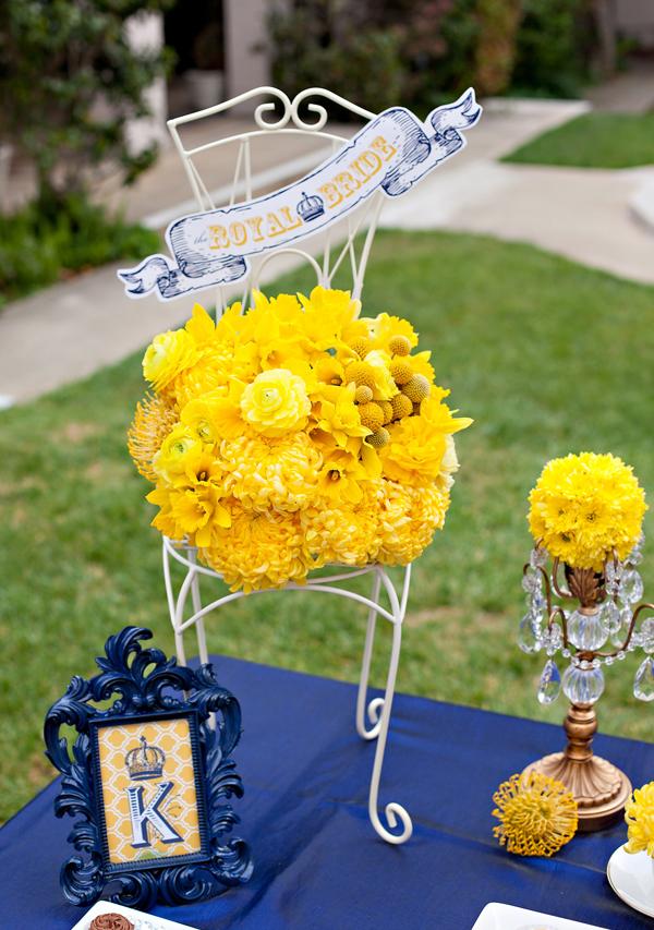 decoracao branco amarelo : decoracao branco amarelo:Stern Eventos: Decoração Azul, branco e amarelo