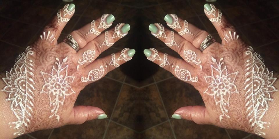 21st Century Wedding Henna