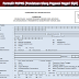 Formulir PUPNS (Pendataan Ulang Pegawai Negeri Sipil) 2015