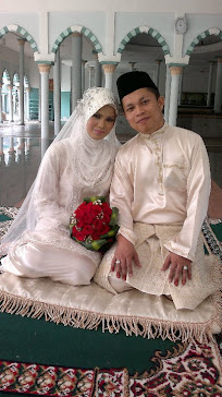 BAKAL ABAH & MAMA :)