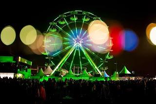 Caravana Lollapalooza RJ - no Festival várias atrações para o público