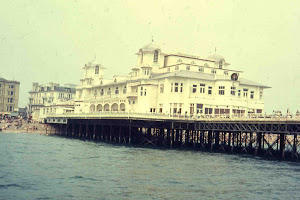 South Parade Pier in the early 1960's