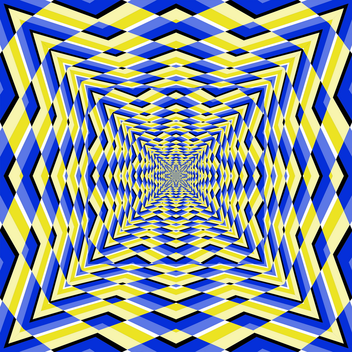 efectos opticos efectos visuales imagenes efecto visual fractals mandalas optical effects
