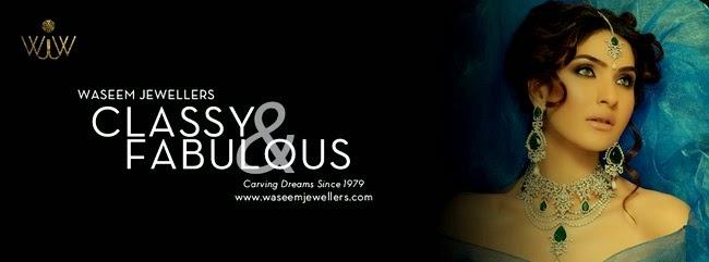 Party Wear Jewellery Fashion by Waseem Jewelers