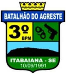 3º BATALHÃO DA POLÍCIA MILITAR DO ESTADO DE SERGIPE