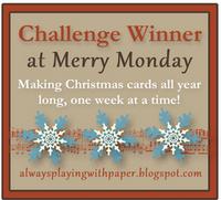 Challenge 20 Winner