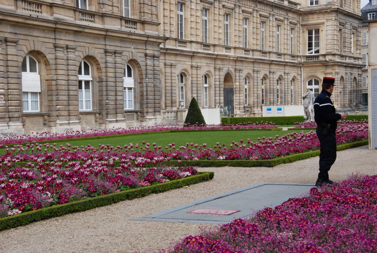 Den passionerade trädgårdsturisten: franska trädgårdar 5 10 juni 2015