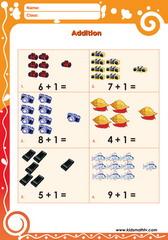 Soal Latihan Matematika Penjumlahan Untuk Anak Usia Dini E Makalah